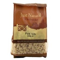 Just Natural Wholesome Pine Nuts 250g