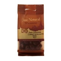 Just Natural Wholesome Dark Chocolate Coated Honeycom 80g
