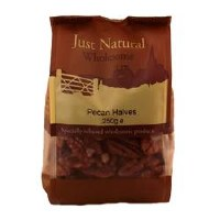 Just Natural Wholesome Pecan Halves 250g
