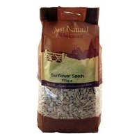Just Natural Wholesome Sunflower Seeds 500g