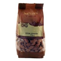 Just Natural Wholesome Whole Almonds 500g