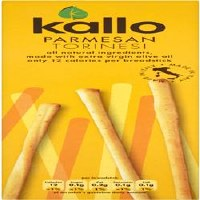 Kallo Torinesi Breadsticks Parmesan 125g