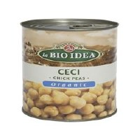 La Bio Idea Org Chickpeas 400g