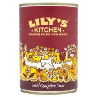 Lilys Kitchen Wild Campfire Stew 400g