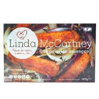 Linda Mccartney Vegetarian Sausages 270g