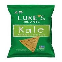 Lukes Organics Kale Multigrain Chips 142g