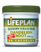 Lifeplan Dandelion Root 60 capsule