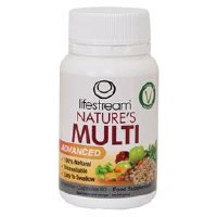 Lifestream Nature's Multi 60 capsule