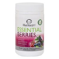 Lifestream Essential Berries 100g