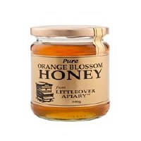 Littleover Apiaries Orange Blossom Honey 340g