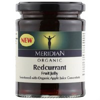 Meridian Org Redcurrant Jelly 284g