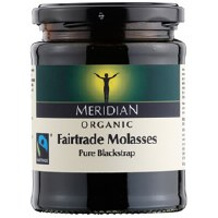 Meridian Organic FT Blackstrap Molasses 350g