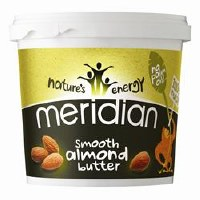 Meridian Smooth Almond Butter 100% 1000g