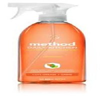 Method Daily Kitchen Spray Clementine 828ml