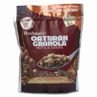 Mornflake Nut & Seed Oatbran Granola 500g