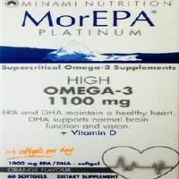 Minami Nutrition MorEPA Platinum 60 capsule