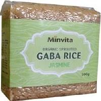 Minvita Minvita GABA Rice Jasmine 500g
