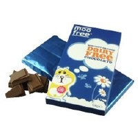 Moo Free Org Dairy Free Choc Bar 100g