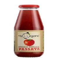Mr Organic Org Passata Jar 400g