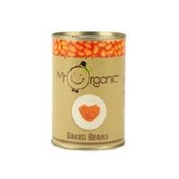 Mr Organic Organic Baked Beans 400g