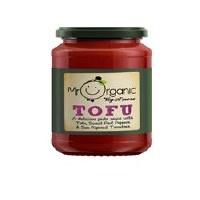 Mr Organic Organic Vegetarian Tofu Ragu 350g