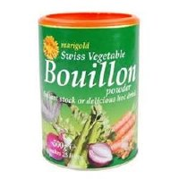 Marigold Veg Bouillon Powder GREEN 500g