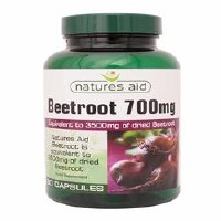 Natures Aid Org Beetroot Extract 4620mg 60 capsule