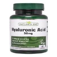 Natures Aid Hyaluronic Acid 60 Capsules