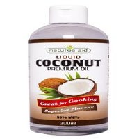 Natures Aid Liquid Coconut Premium Oil 250ml
