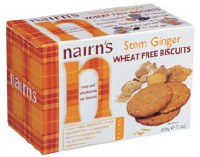 Nairns Stem Ginger Biscuit 200g
