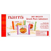 Nairns Snack Pack Selection 9 x 20g