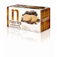 Nairns Choc Chip Oat Biscuits 200g