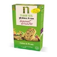 Nairns G/F Oat & Fruit Biscuit Breaks 12 box