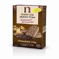 Nairns Gluten Free Chocolate Chip 12 box