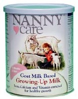Nanny Goat Growing Up Milk 400g