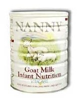 Nanny First Infant Milk 400g