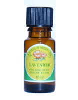 Natural By Nature Oils Lavender Organic Essential Oil 10ml