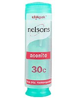Nelsons Aconite 30c 84 tablet