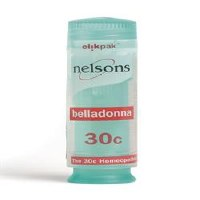 Nelsons Belladona 30c 84 tablet