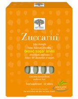 New Nordic Zuccarin Extra Strength 60 tablet