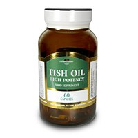 Natures Own Fish Oil 1000mg 60 capsule