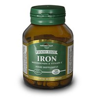 Natures Own Iron/ Molybdenum 10mg 50 tablet