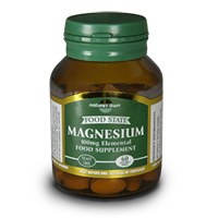 Natures Own Biofood Magnesium: 100 mg 60 tablet