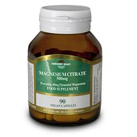 Natures Own Magnesium Citrate 90 capsule