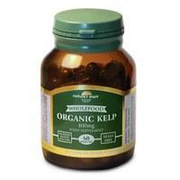 Natures Own Organic Kelp 400mg 60 capsule