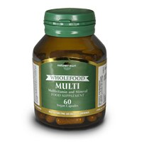 Natures Own Wholefood Multivitamin 60 capsule