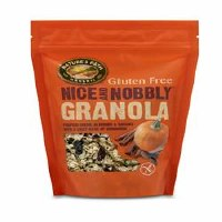Natures Path Granola - Pumpkin Raisin Almd 312g