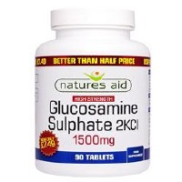 Natures Aid Promotional Packs Glucosamine Sulphate 1500mg 90 tablet