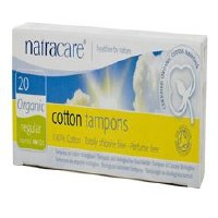 Natracare Org Non Applicator Tampons Reg 20pieces