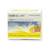 Natracare Org Non Applicator Tamp Super 10pieces